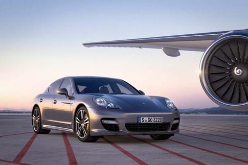 Porsche announces Panamera Turbo S 1