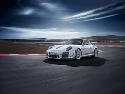 Porsche announces 911 GT3 RS 4.0 2