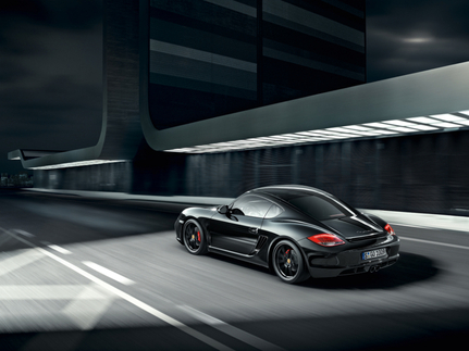 Cayman S Black Edition: Limited to 500 1