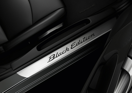 Cayman S Black Edition: Limited to 500 5