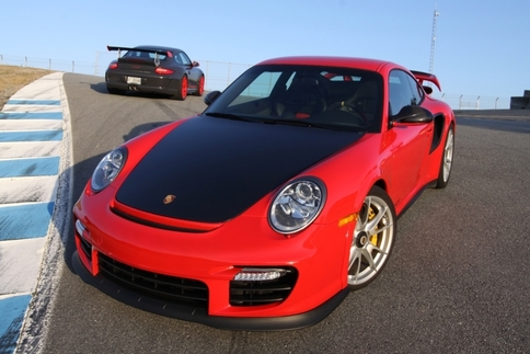 Video: GT2 RS vs. GT3 RS 14