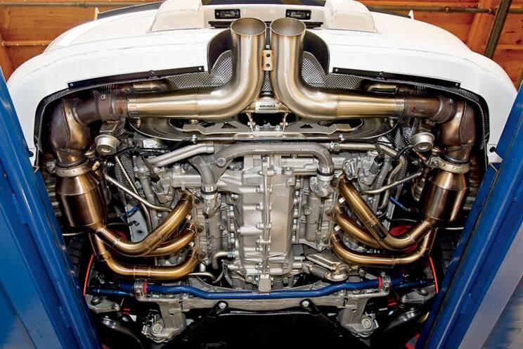 Global Motorsports Group GT3 RS 2