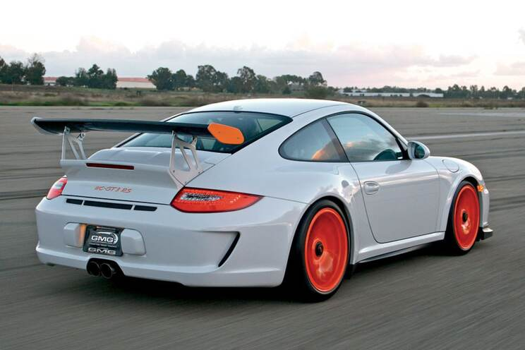 Global Motorsports Group GT3 RS 3