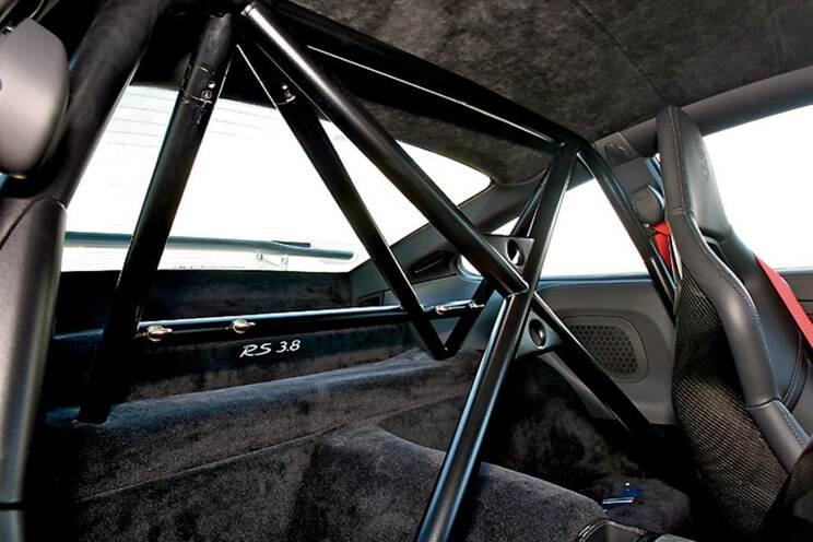 Global Motorsports Group GT3 RS 4
