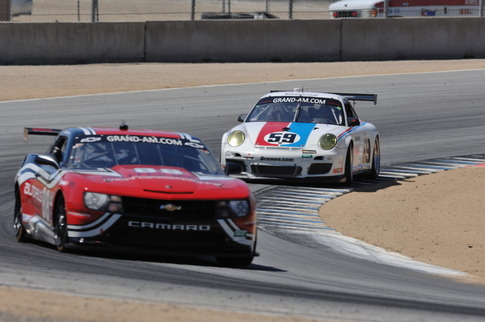 Grand-Am weekend at Laguna Seca 1