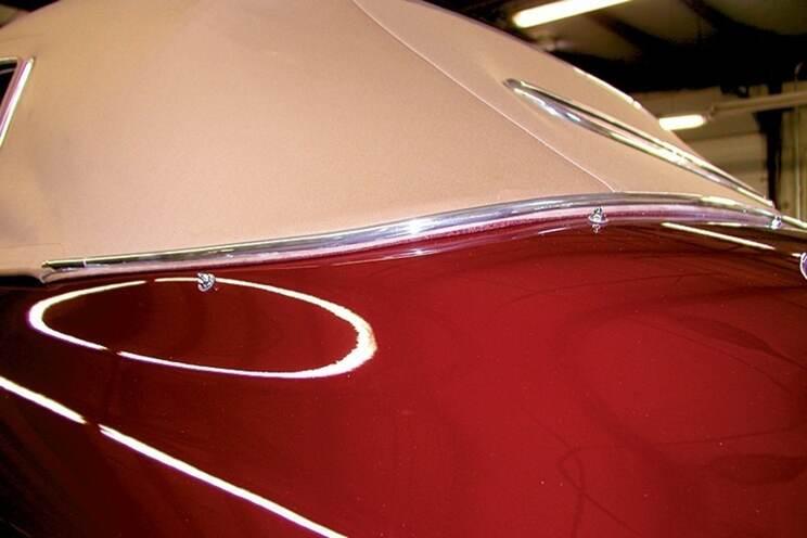 1951 356 Gläser Cabriolet 4
