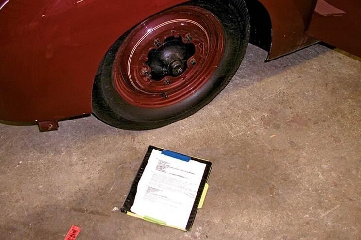 1951 356 Gläser Cabriolet 5