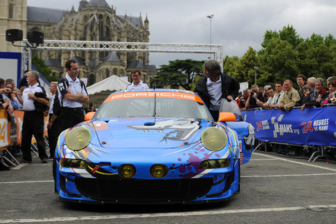 2011 24 Heures du Mans - Thru the Lens 2