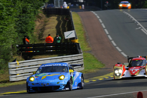 2011 24 Heures du Mans - Thru the Lens 21