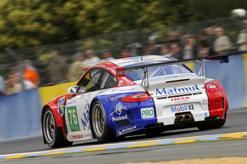 2011 24 Heures du Mans - Thru the Lens 28