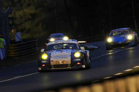 2011 24 Heures du Mans - Thru the Lens 41