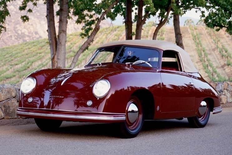 1951 356 Gläser Cabriolet 10