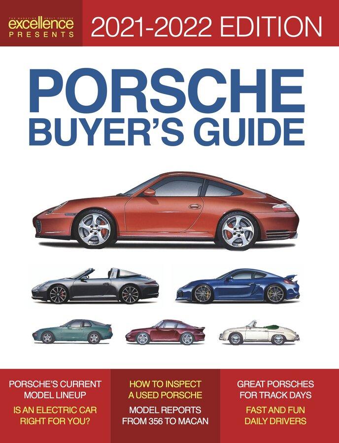 2021-2022 Porsche Buyer's Guide