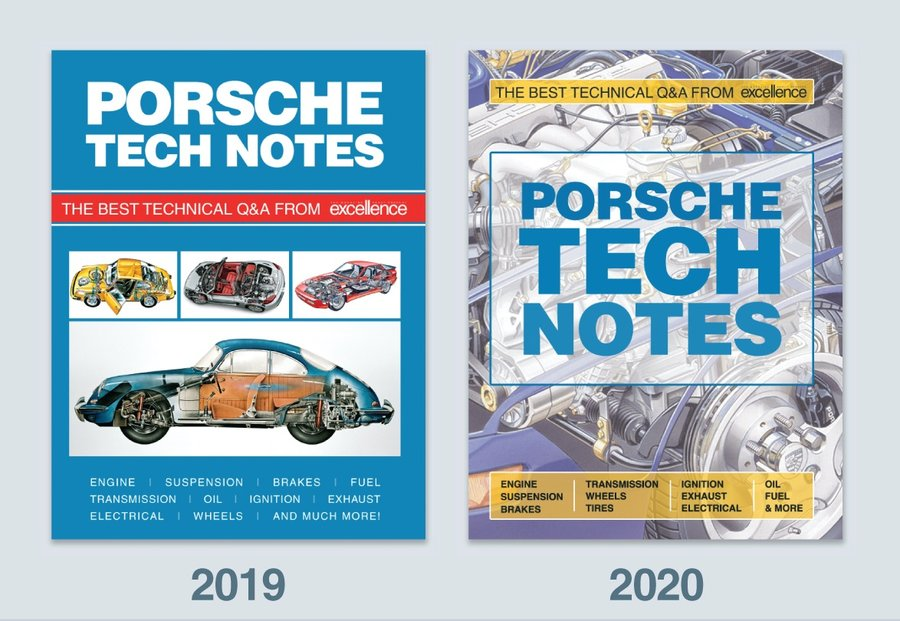 Both Porsche Tech Notes