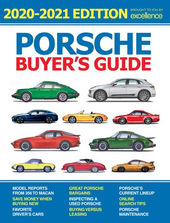 2020-2021 Porsche Buyer's Guide