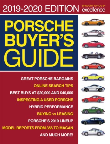 2019-2020 Porsche Buyer's Guide