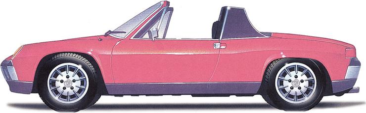 1970 914-6