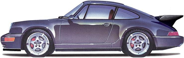 1994 Turbo 3.6 (964)