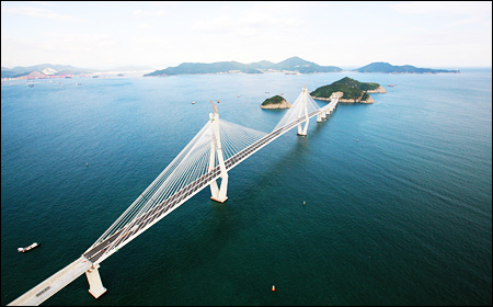 goji island south korea