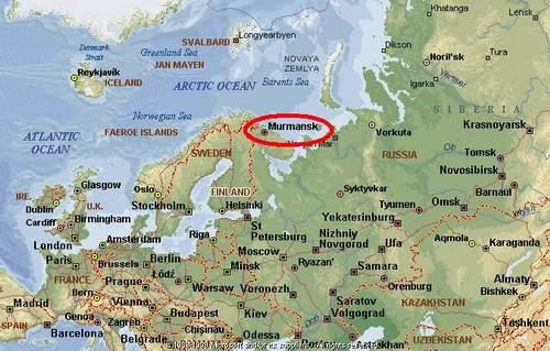 Murmansk DavisHuntercom