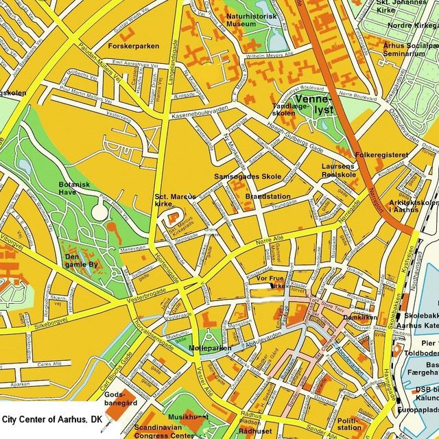 Aarhus DavisHuntercom