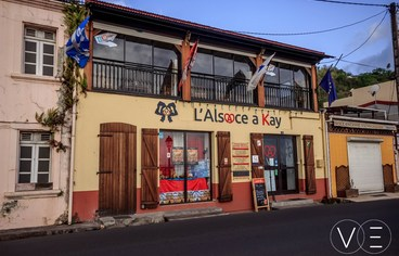 actvite Restaurant Alsace A Kay Martinique