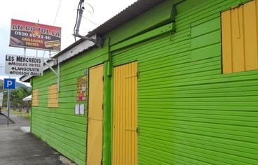 actvite Restaurant An Ba Tol La - Pointe Noire  Guadeloupe