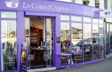 actvite La Cour d'Orgères Maître artisan Confiturier Bretagne Sud