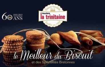 actvite Biscuiterie La Trinitaine Bretagne Sud