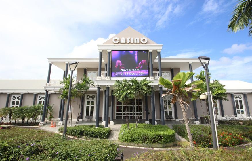 Retrouvez Casino Batelière-Plazza Martinique grâce à VillaVEO
