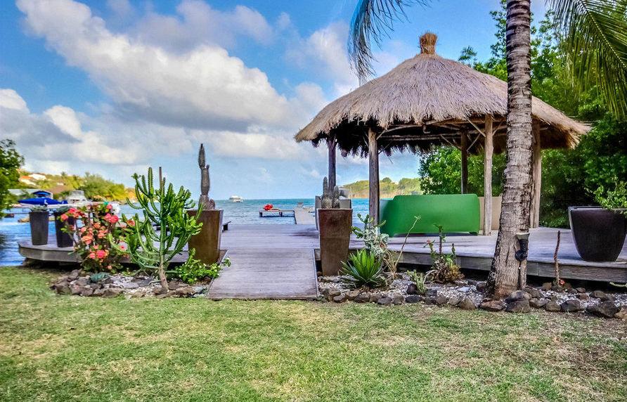 location Alice Bay François Martinique