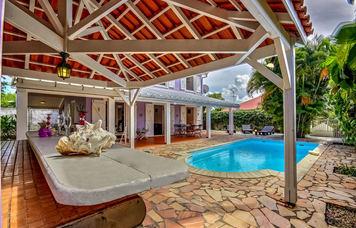 location Villa du Rocher Diamant Martinique