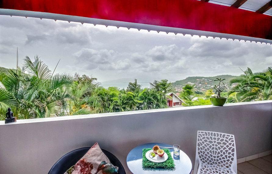 location Appartement Brin d'azur Trois-Ilets Martinique