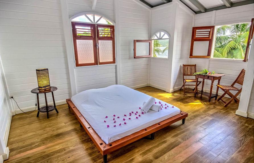 location Villa Beau Rivage Trinité Martinique