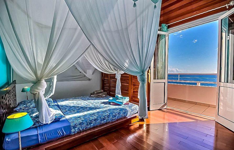 location Villa Fleur de Canne Pointe-Noire Guadeloupe