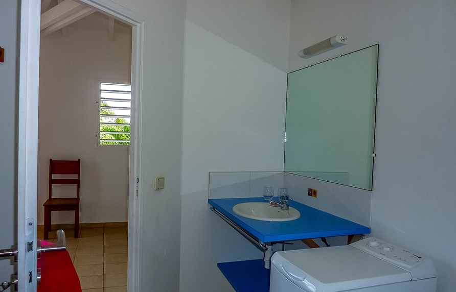 location Villa Iguana Sainte-Anne Guadeloupe