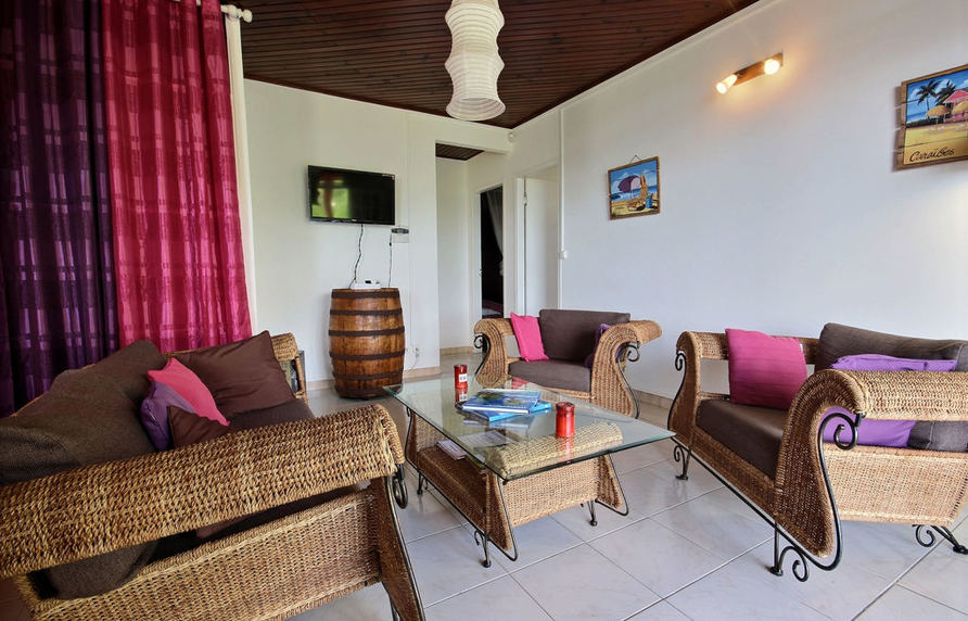 location Appartement Grande Amitié Sainte-Luce Martinique