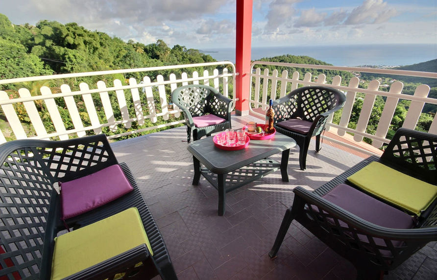 location Appartement Amitié Sainte-Luce Martinique