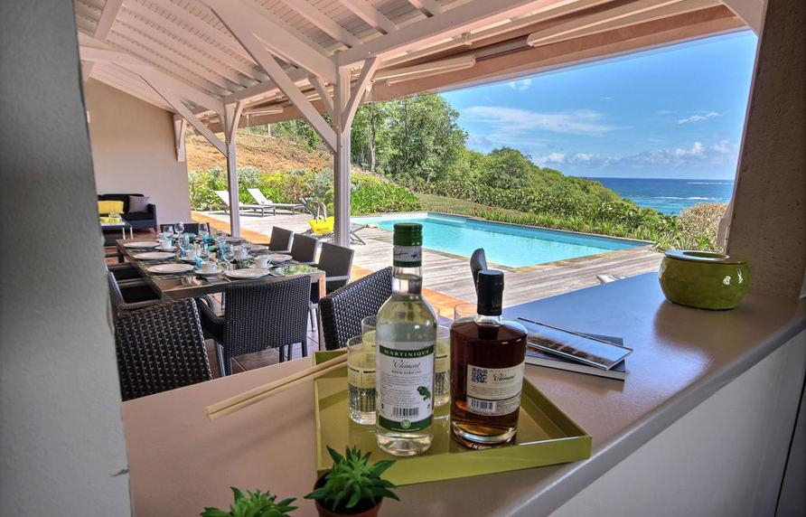 location Villa Azura Vauclin Martinique