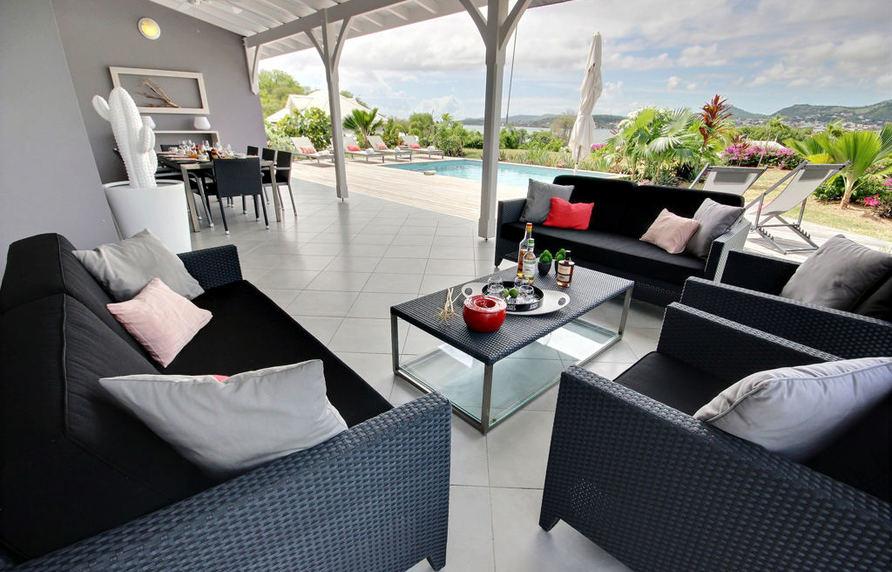 location Villa Jade Vauclin Martinique