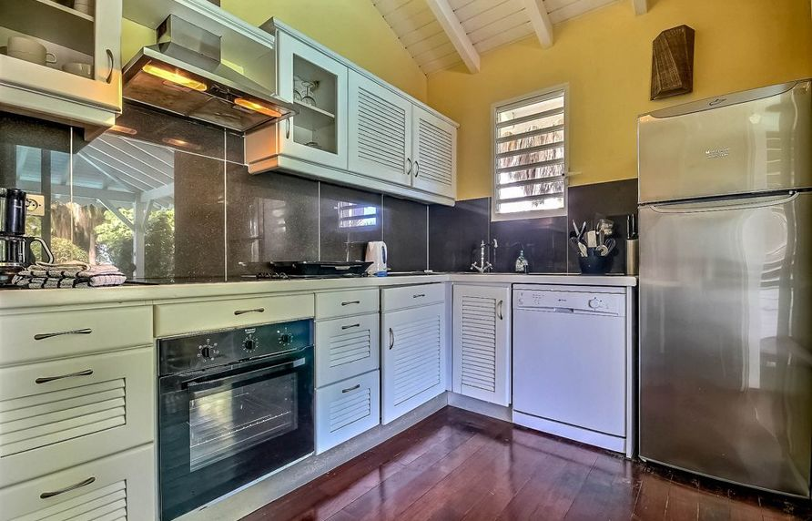 location Villa Courbet Sainte-Rose Guadeloupe