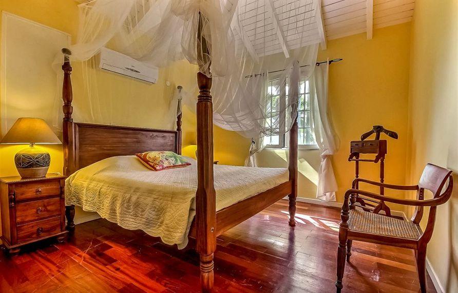 location Villa Courbet Sainte-Rose Guadeloupe