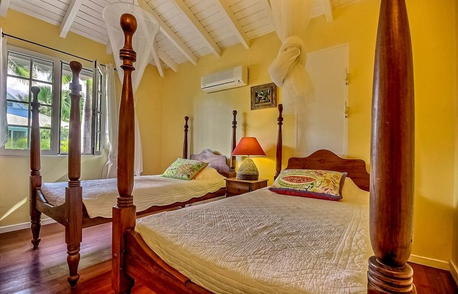 location Villa Rosa Sainte-Rose Guadeloupe
