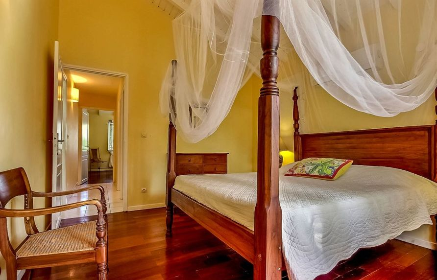location Villa Rosa Sainte-Rose Guadeloupe