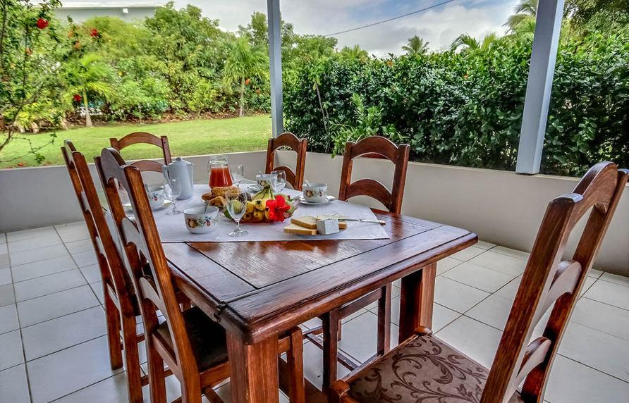 location Villa Hibiscus Vauclin Martinique