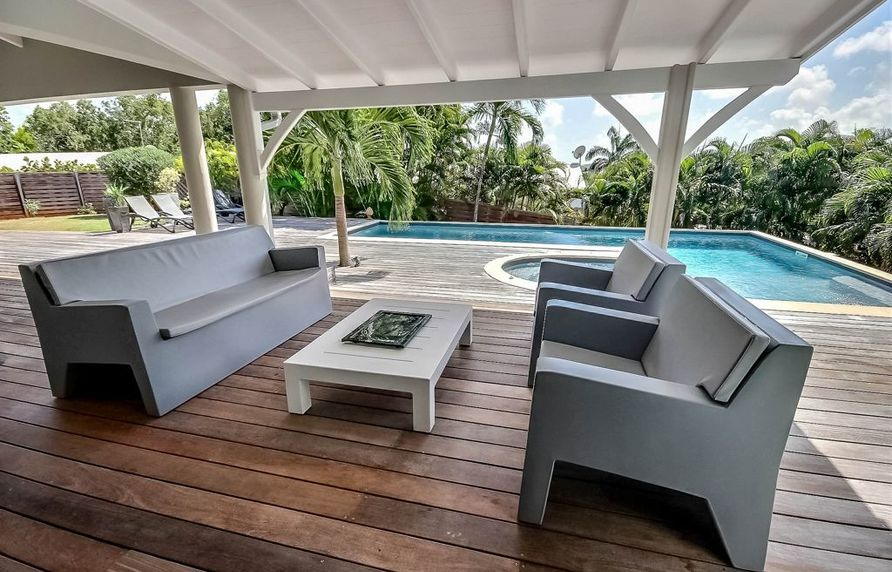 location Villa Cactus François Martinique