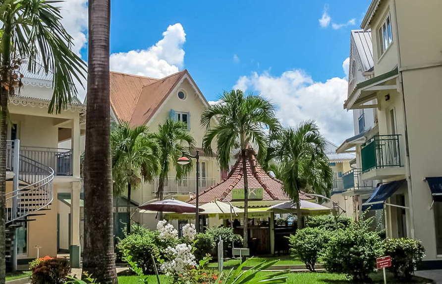 location Studio Badiane Trois-Ilets Martinique