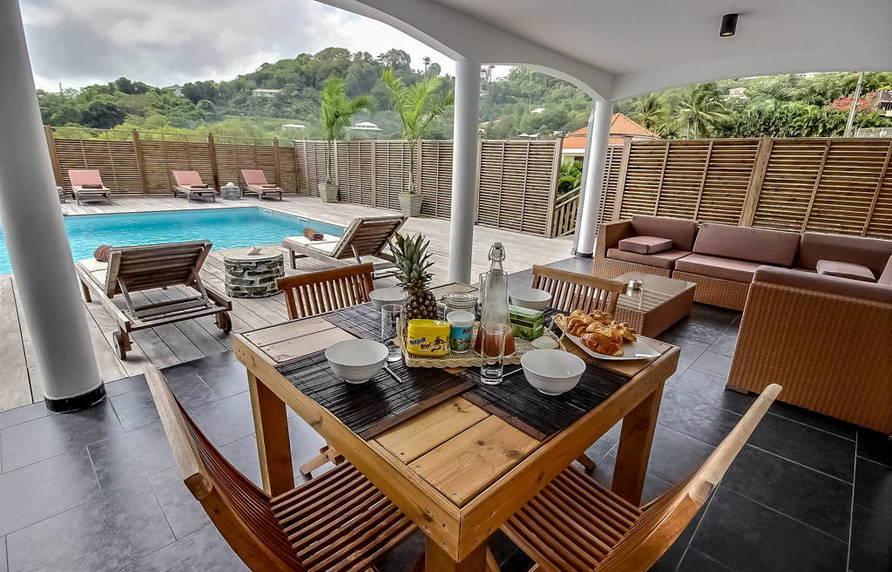 location Villa la Ressource François Martinique