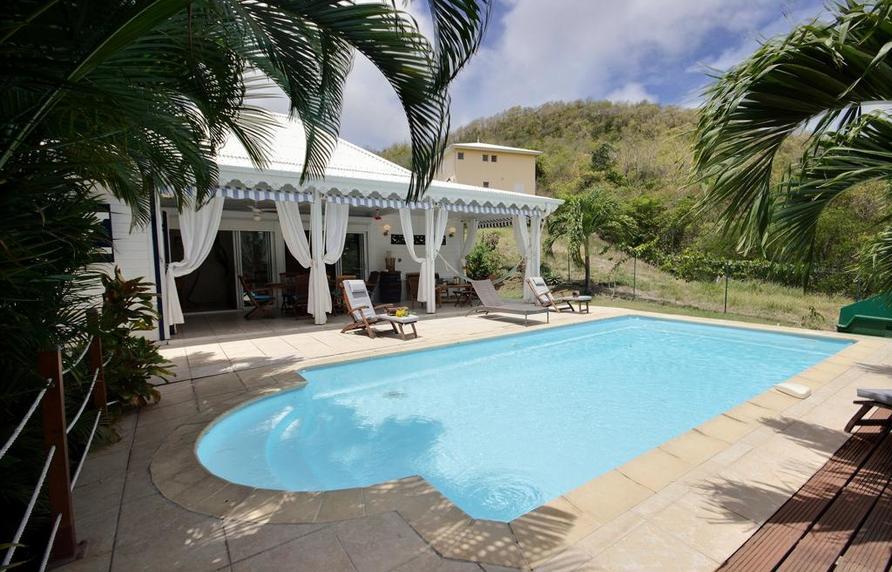 location Villa Oiseau du Paradis Sainte-Anne Martinique