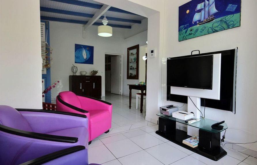 location Villa Petit Frangipanier Sainte-Luce Martinique